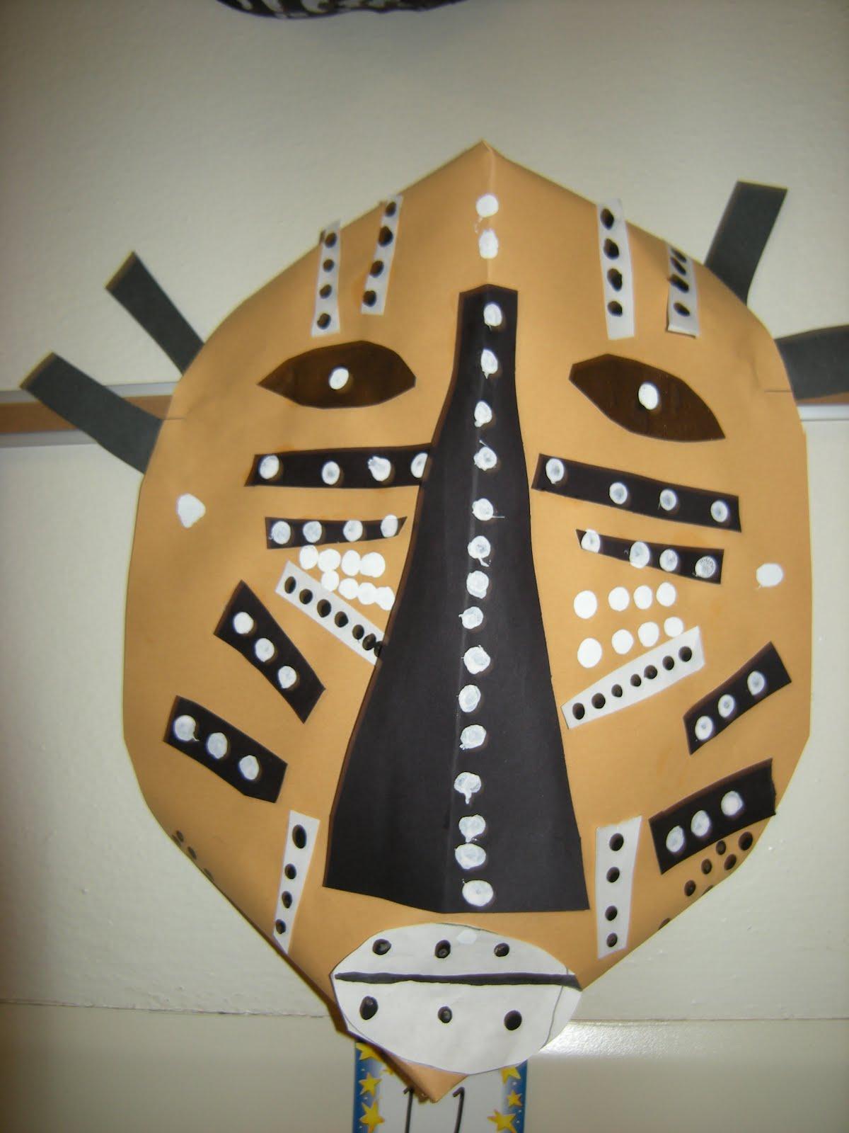 Artolazzi African Masks