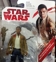 Hasbro Star Wars The Last Jedi Finn Resistance Fighter action figure 2
