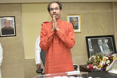 Uddhav Thakare