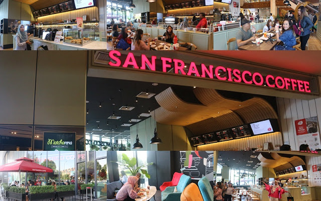 San Francisco Melawati Mall