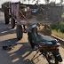 SÁENZ PEÑA: UN HERIDO TRAS ACCIDENTE ENTRE UN VIEJO CARRITO MUNICIPAL Y UNA MOTO