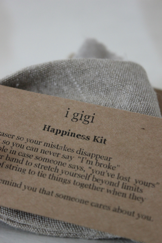 i gigi Happiness Kit - as seen on linenandlavender.net - http://www.linenandlavender.net/2014/01/source-sharing-i-gigi-general-store-uk.html