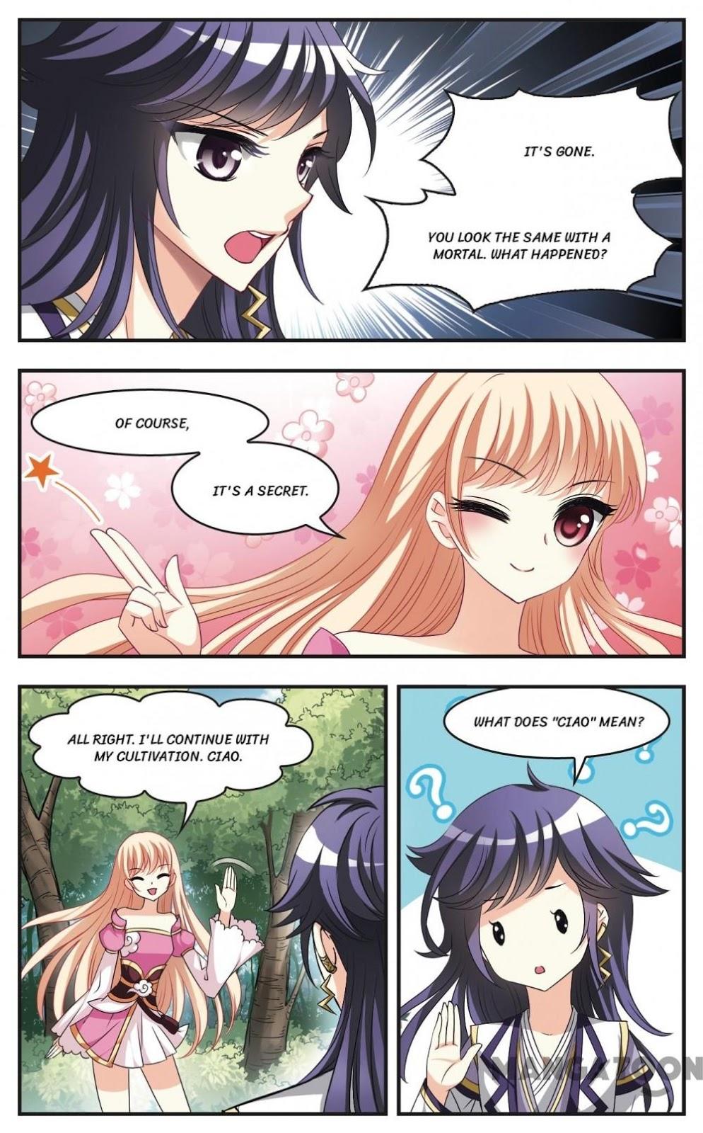 The World of Canglan Chapter 57 - Manga Romance
