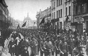 الثورة الروسية وأزمات الديموقراطية الليبرالية