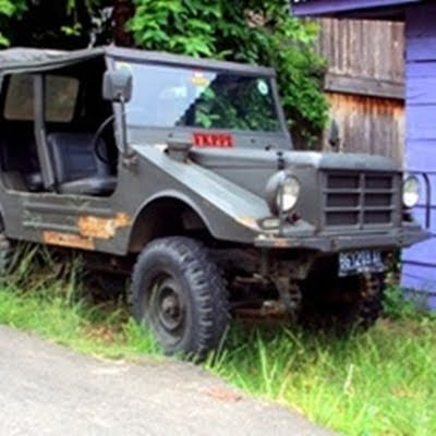 "Sekilas Tentang Mobil ""Ketek"" Jeep"