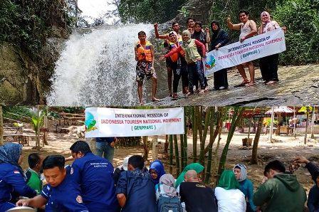 "Prawita GENPPARI Sosialisasikan Aspek ""Safety"" di Curug Panoongan – Tasikmalaya"