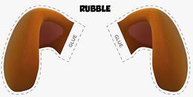 Rubble.