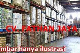 Lowongan Kerja CV. Fathan Jaya Pekanbaru Agustus 2019