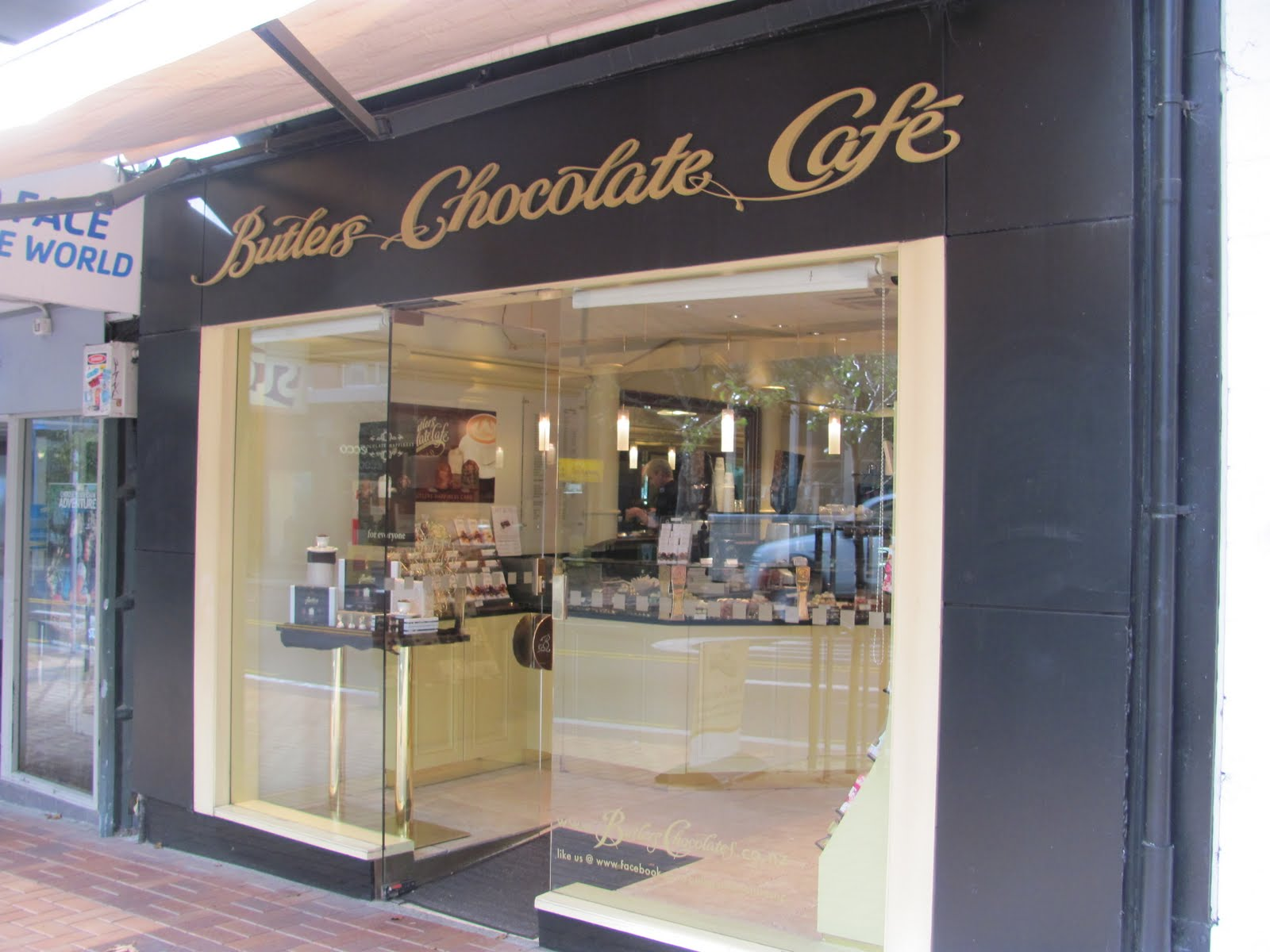 butlers chocolates ireland