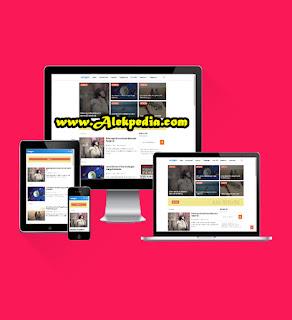 Download Template Juragan Premium Terbaru