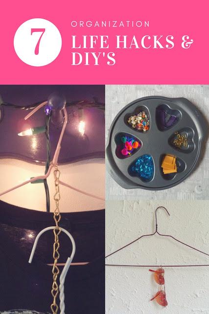 Organization Life Hacks & DIY's DIY Room Organization Ideas