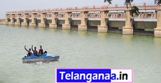 Nizam Sagar Dam in Telangana