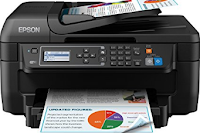 Work Driver Download Epson WorkForce WF-2750DWF