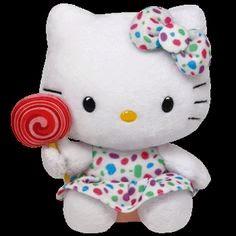Gambar Hello Kitty Menangis Sedih Galau Sendiri