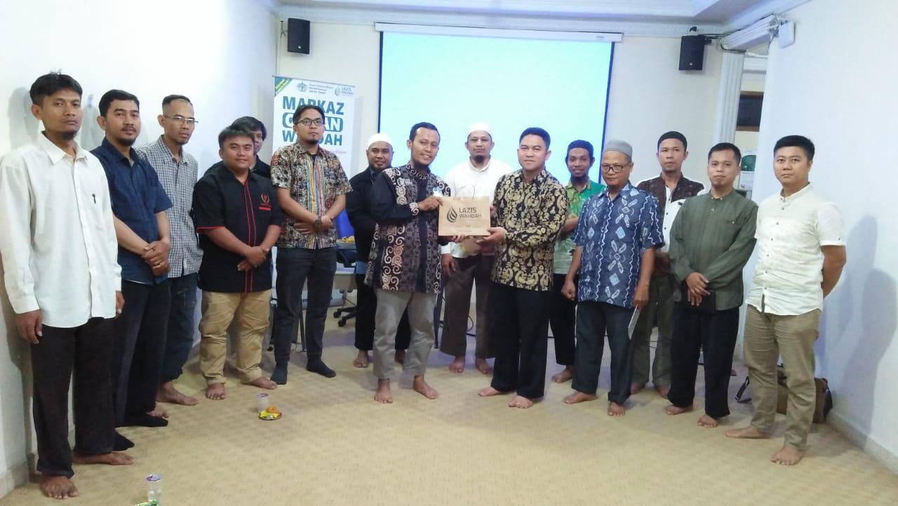 WIZ Buka Training Konsultan Zakat