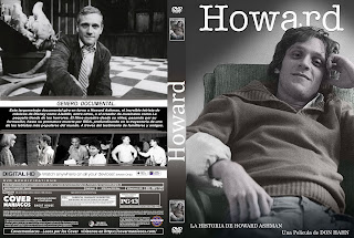 CARATULA 1 HOWARD 2018 [COVER DVD]