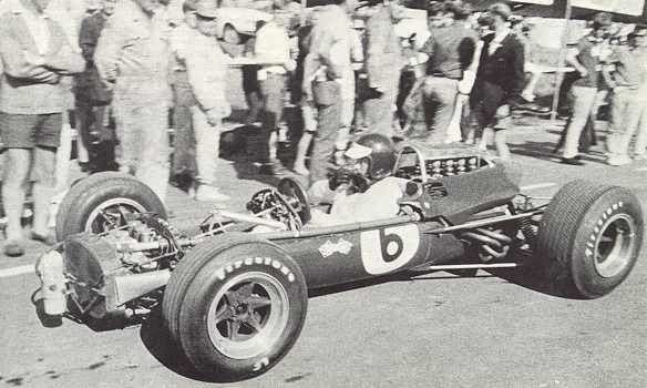 Jim Hodge's picture trail : Jack Brabham, another legend lost