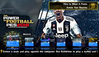 Download Pes 2019/2020 ISO file for Ppsspp