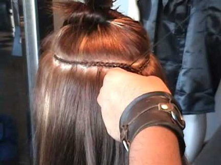 the bloomin couch hair extensions explained