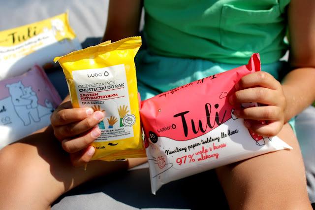 Naturalna higiena dla najmłodszych z produktami LUBA