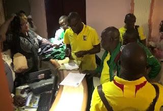 Cameroon national team U20