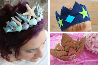 How to make a DIY crown or tiara