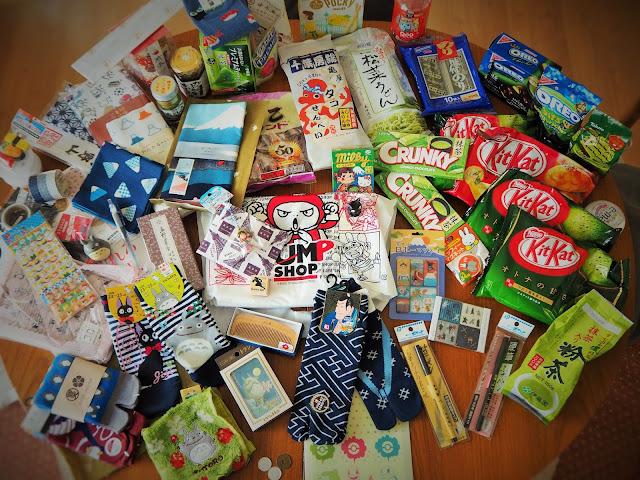 souvenirs japan