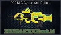 P90 M.C Cyberpunk Deluxe
