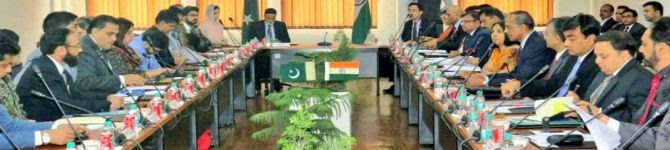 India, Pakistan Held Secret Talks In January In Bid To Break Kashmir Impasse: Report