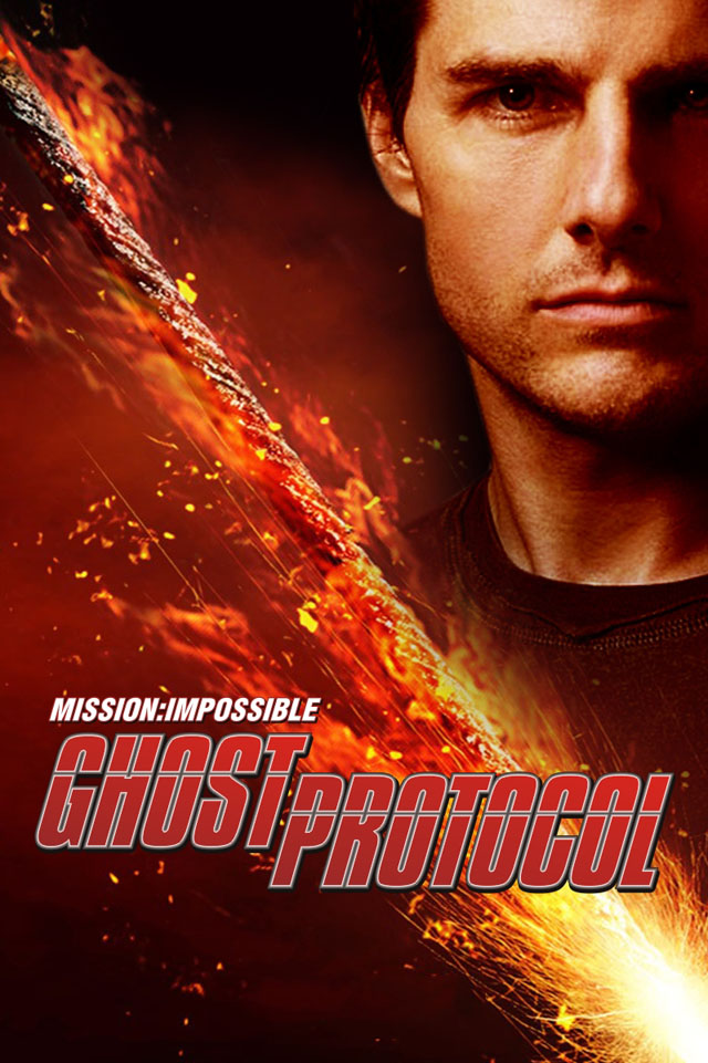 Tom cruise mission impossible ghost protocol mission impossible.