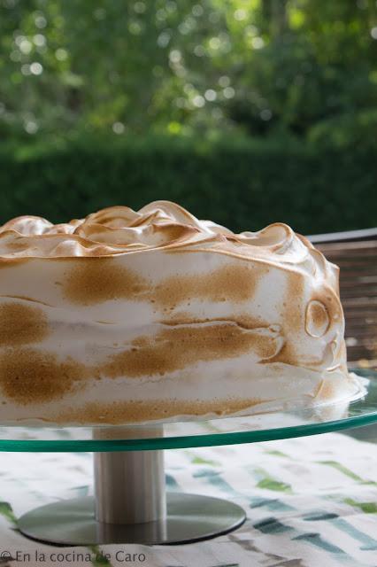 meringue-cake