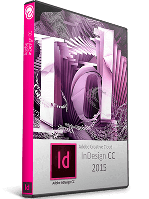 Adobe InDesign CC 2015 box
