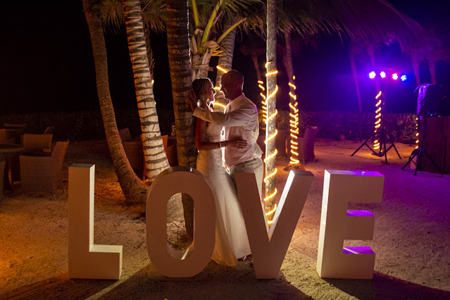 Barcelo Maya Wedding