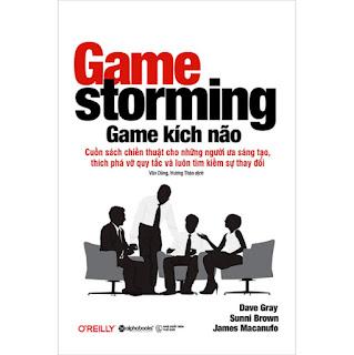 Game Kích Não - Cuốn Sách Chiến Thuật Cho Những Người Ưa Sáng Tạo, Thích Phá Vỡ Quy Tắc Và Luôn Tìm Kiếm Sự Thay Đổi ebook PDF-EPUB-AWZ3-PRC-MOBI