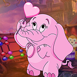 G4K Pink Elephant Escape