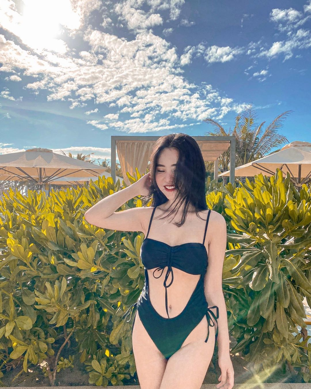 Vietnam Beautyful Girl Pic No.060    Huynh Ngoc