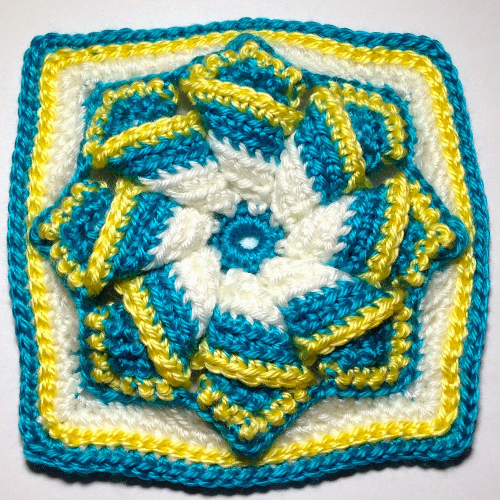 Free Crochet Square Pattern Diagram Wiring Programmable Thermostat Patterns Granny Motif