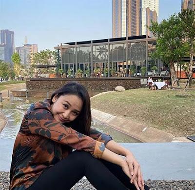 Inne Azri pemeran Subang Larang di Kembalinya Raden Kian Santang (KRKS)