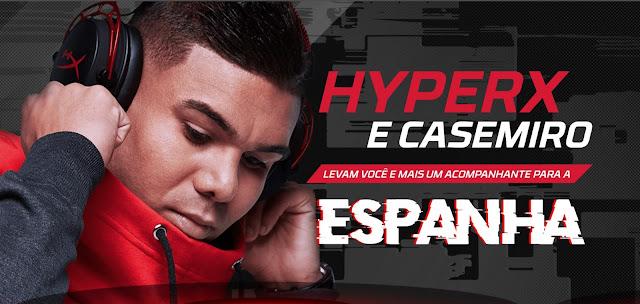 Casemiro HyperX