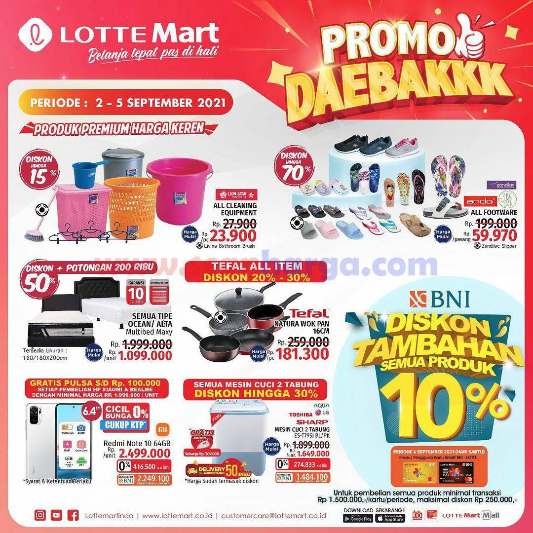 Katalog Promo Lottemart Weekend 2 - 5 September 2021 7