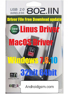 How To Download Usb 2.0 wireless 802.iin Driver For Linux MacOS Windows All in one Latest Update 2020 Free Download To AndroidGSM