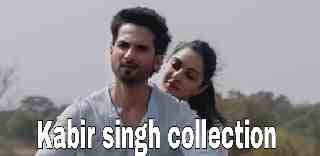 kabir singh collection