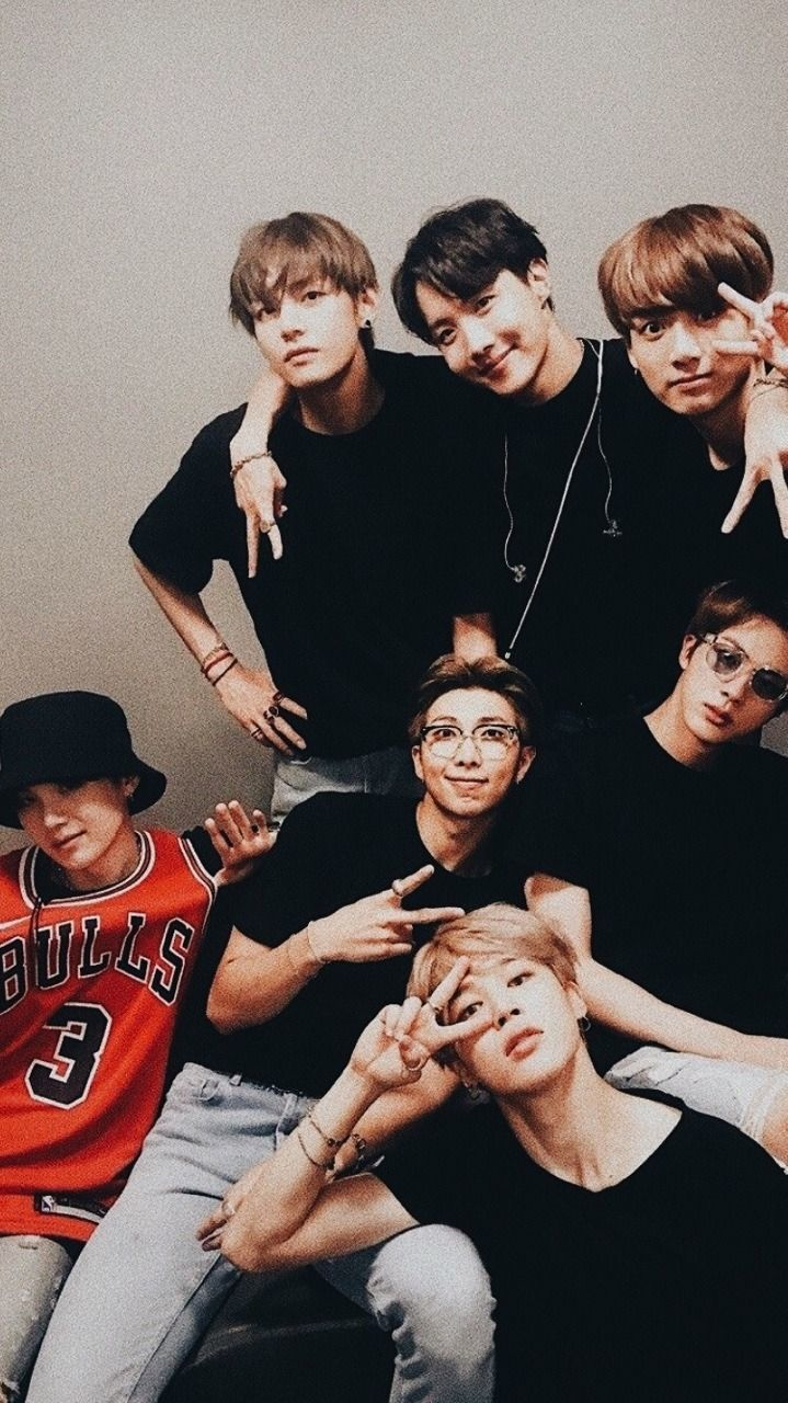 Foto BTS Wallpaper