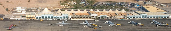 General information about the Hurghada International Airport