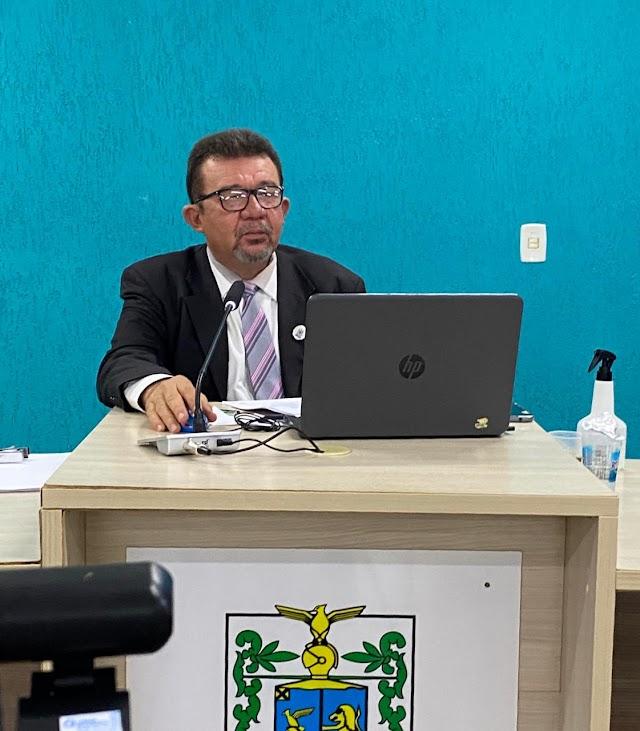 Carlson Pessoa envia ofício ao ministro da Saúde solicitando prioridade de vacinação para os professores