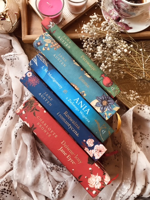 Jane Austen - Perswazje // Emma