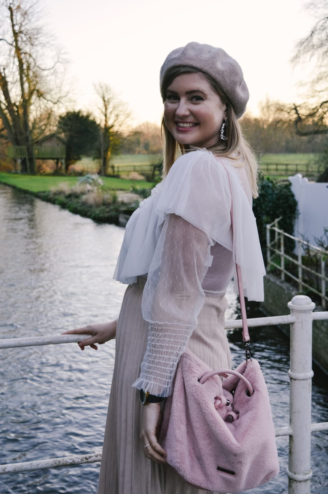 Femme Luxe Fashion Blogger Style