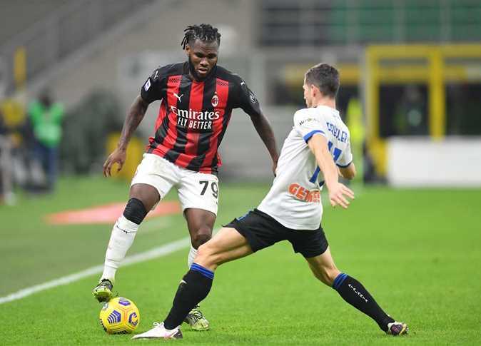 موعد مباراة ميلان واتالانتا في الدوري الايطالي
