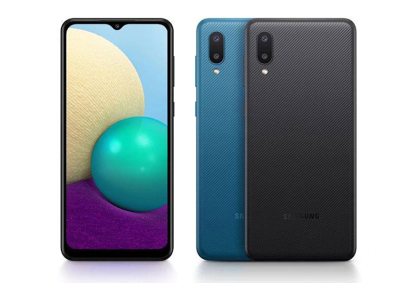 Samsung M02 prix maroc