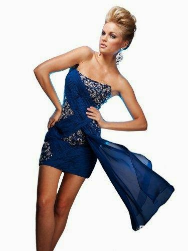 1.Selection Of The Best Cute Prom Dresses